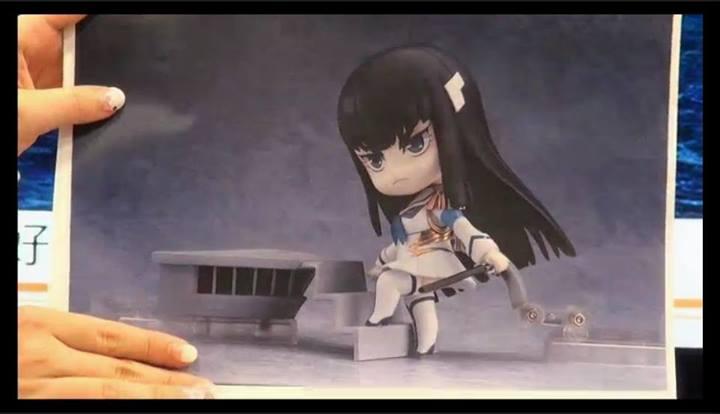 Satsuki Kiryuuin Nendoroid