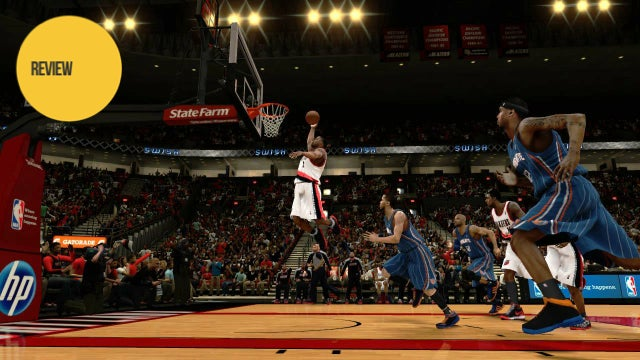 NBA 2K13: The Kotaku Review