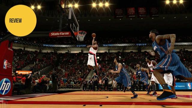 NBA 2K13: The Kotaku Review