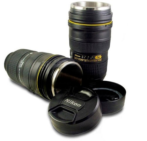Nikon Thermos Is Go, I Repeat, Nikon Thermos IS GO