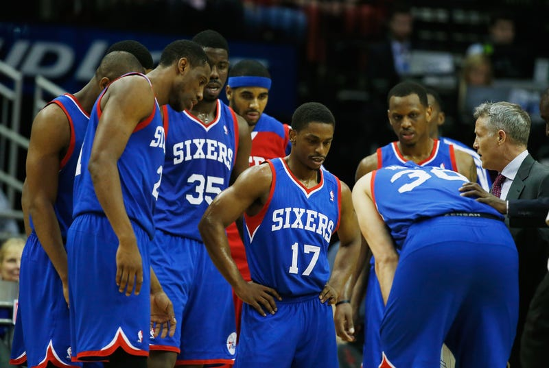76ers Lose 26 Straight Games, Are Impressively Dedicated To Sucking