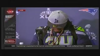 "Lynch To Media: ""If Y'all Ain't Mad At Me, Then What Y'all Here For?"""