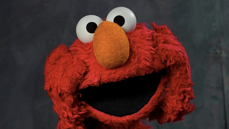 Groundbreaking New Research Proves that Most Children Are in a Secret Elmo Cult