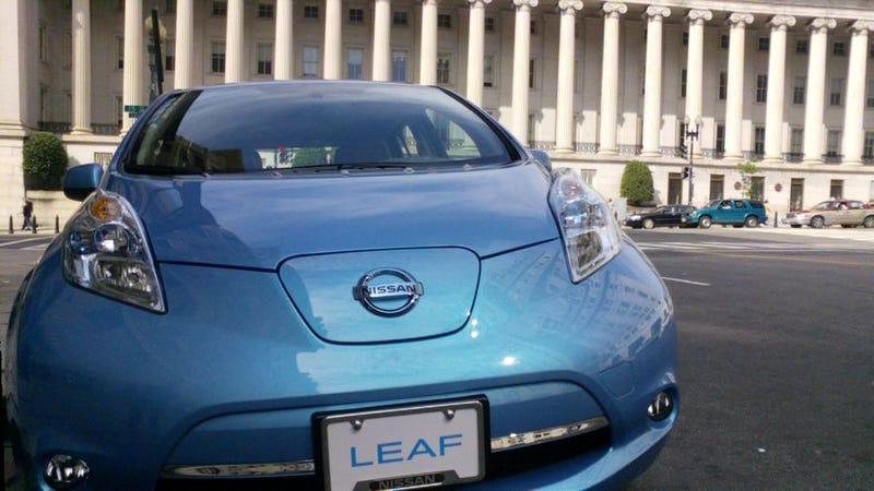 Nissan Leaf: First Drive