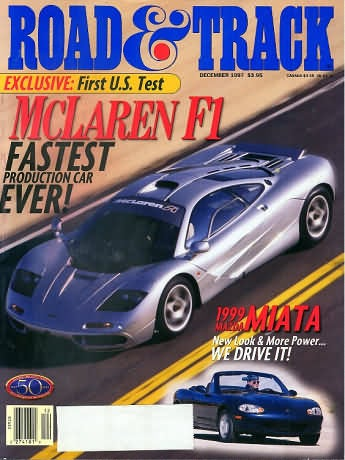 Hey Jay Leno, Great News, There's A McLaren F1 Ameritech Kit For Sale!