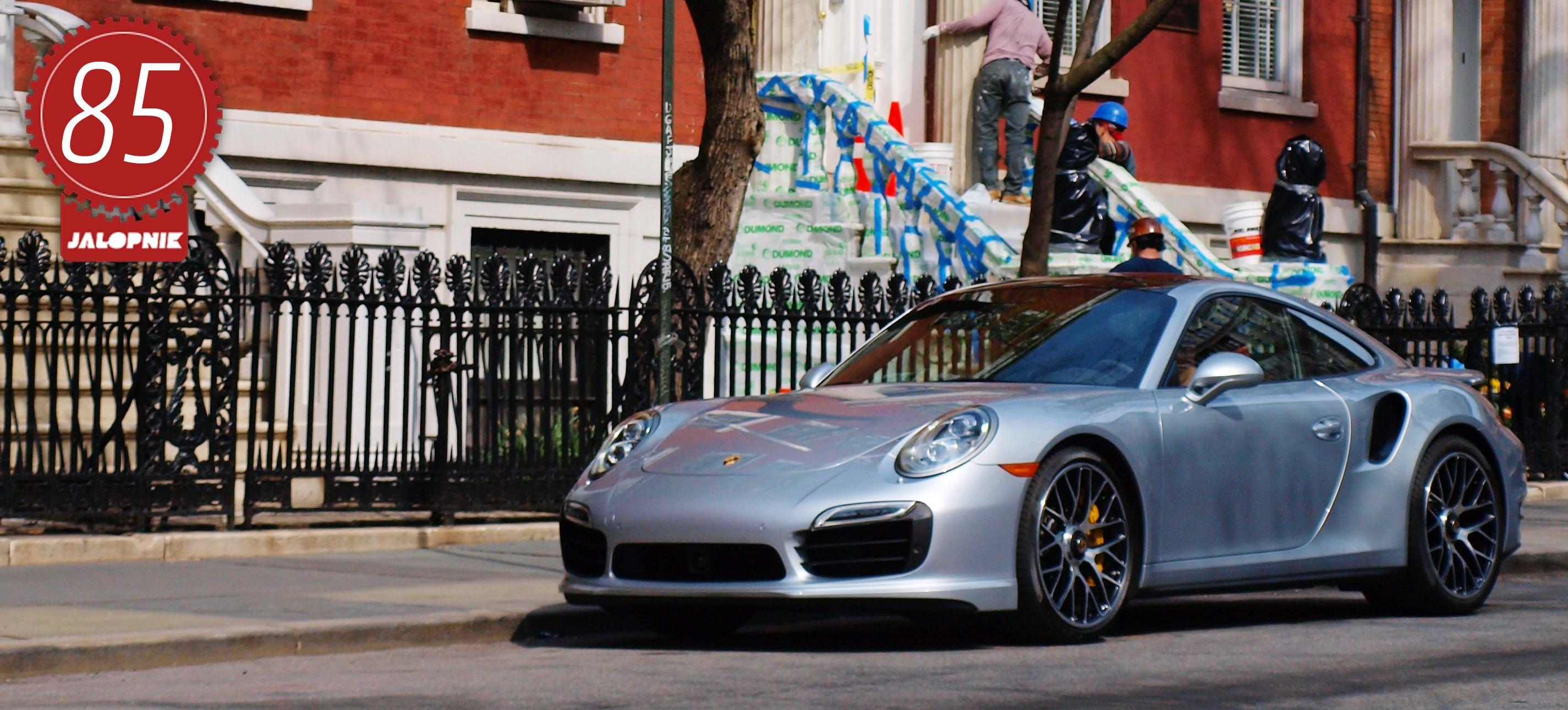 2014 Porsche 911 Turbo S: The Jalopnik Review