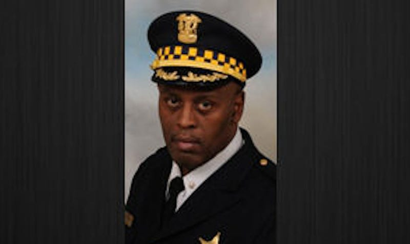 Chicago Police Commander Allegedly Shoved His Gun In a Suspect's Mouth