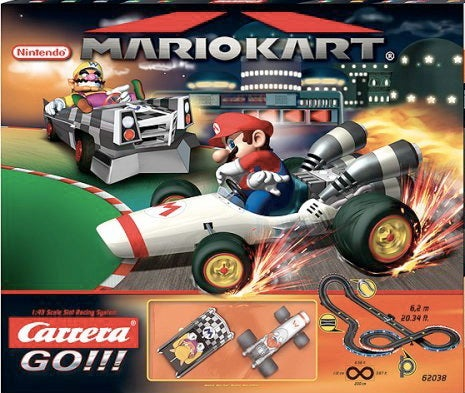 Holiday Gift Guide: Mario Kart Slot Cars