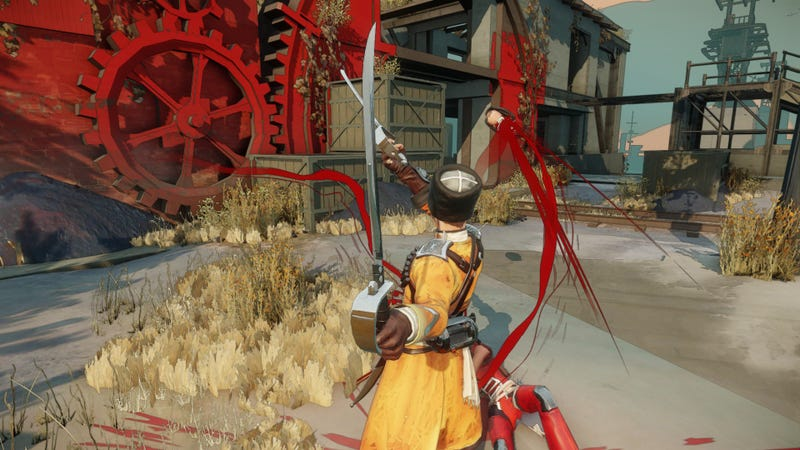 Bethesda's Newest Game Is Like Team Fortress Without Guns