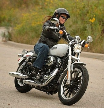 """""""I Feel Free, I Feel Empowered"""": More U.S. Women Own Motorcycles"""