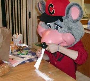 "Chuck E. Cheese? Effed Up Violent, ""Madness"""