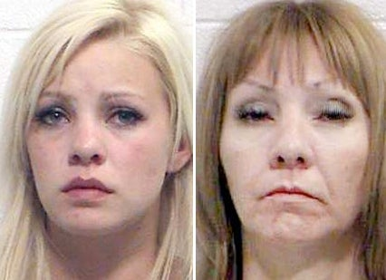 'Sexy Yearbook' Teen and Her Mother Arrested for Being Complete Messes