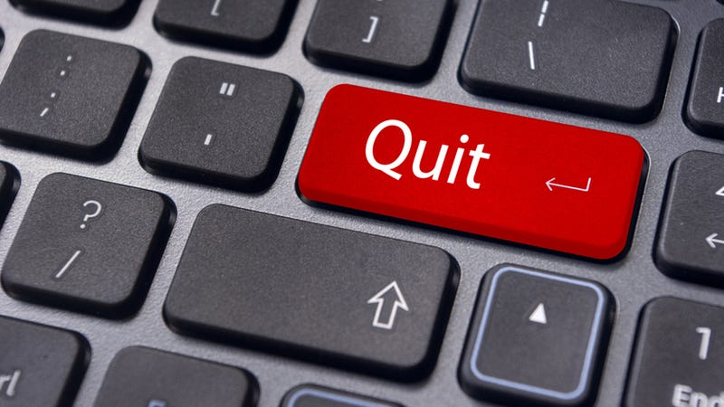 Ever Forced Yourself to Quit Checking a Certain Website?