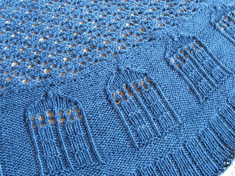 Doctor Who Scarf Knitting Pattern : The Classiest Doctor Who Scarf Ever