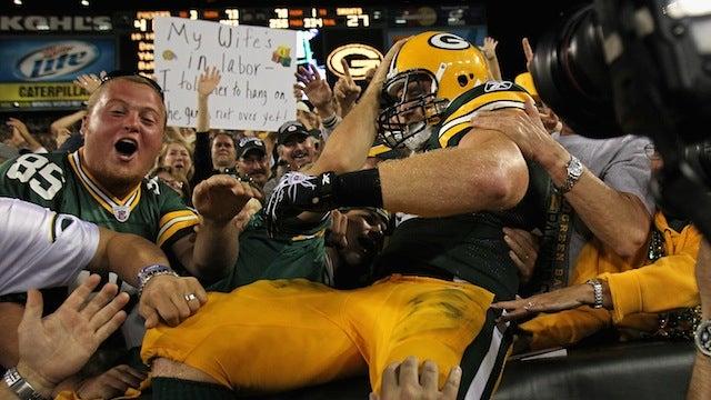 Saints-Packers: A Ridiculously Fan-Pleasing Season Opener