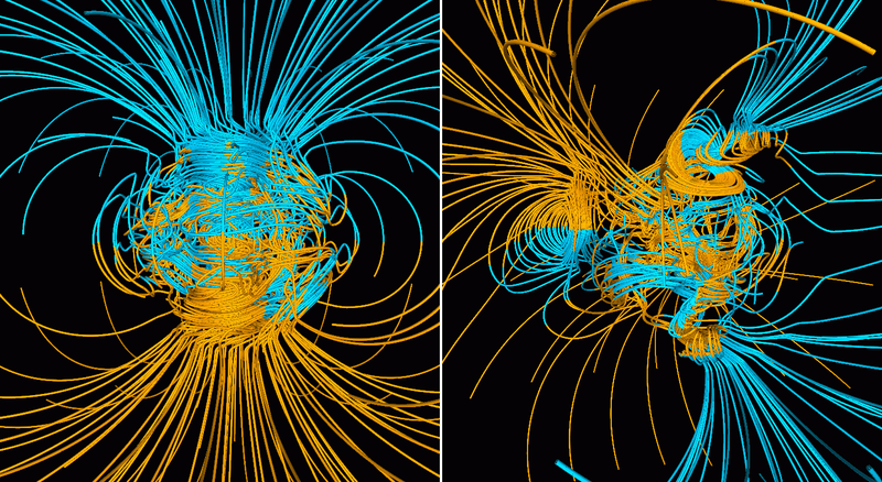 Our Planet's Magnetic Poles Aren't Reversing Any Time Soon