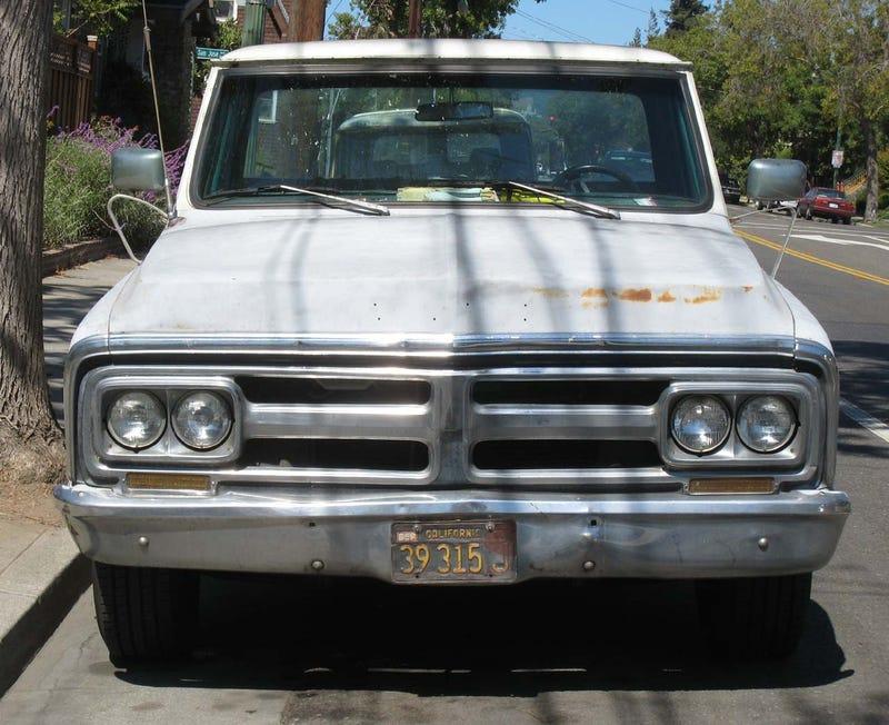 1968 GMC Pickup Truck