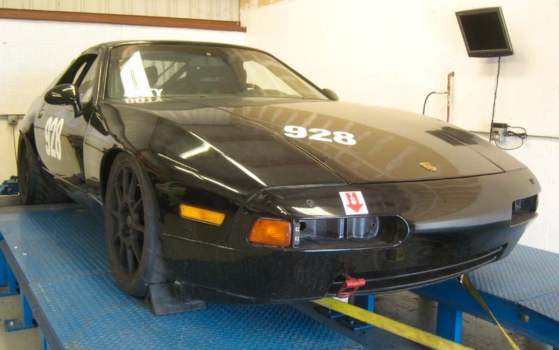 Which Would You Take: Lightweight Porsche 928 or LS1-Powered Mazda Miata?