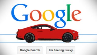 The Most Googled Cars Of 2014