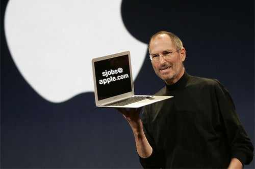 Let's All Email Steve Jobs!