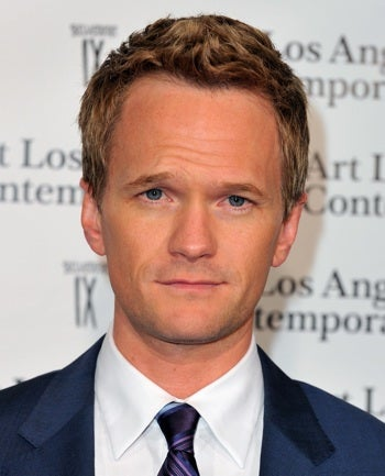 Neil Patrick Harris Is (Almost) a Smurf