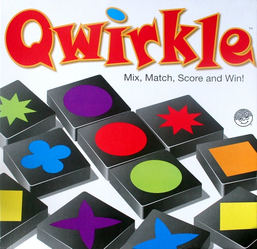 Board Games With OB #11: Qwirkle
