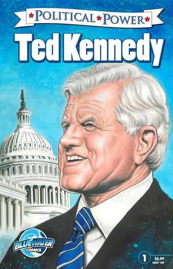 Let the Bizarre Ted Kennedy Memorials Begin