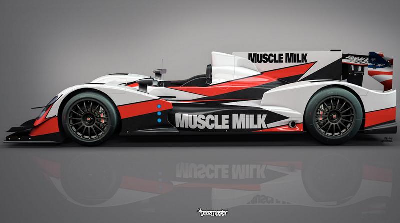 Confirmed: Pickett Racing is racing an LMP