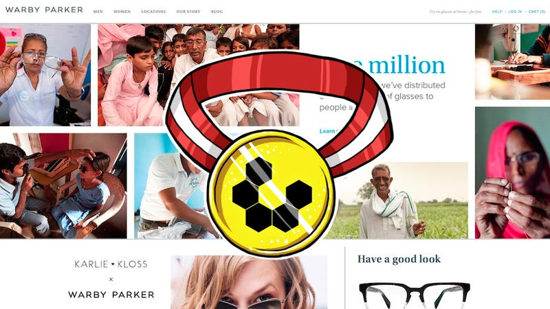 Most Popular Online Glasses Store: Warby Parker