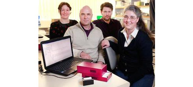 The World's First Handheld DNA Sequencer Is a Genetics Lab In a Box