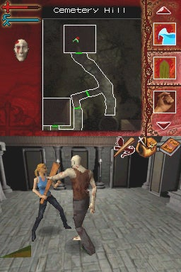 Buffy The Vampire Slayer Prowls The DS