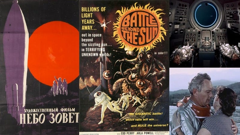 Classic European scifi movies you probably haven't seen - but you should