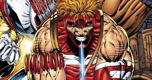 Heroes And Strangely Shaped Space Commanders Rule This Week's Comics
