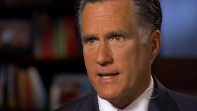 Let Them Eat Emergency Rooms: Mitt Romney Says ERs Will Provide Care for the Uninsured