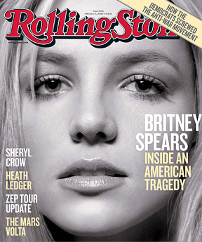 "Rolling Stone: Spears an ""American Tragedy"""