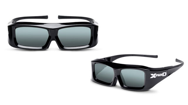 The Manufacturers Are Finally Standardizing 3D Glasses...Together