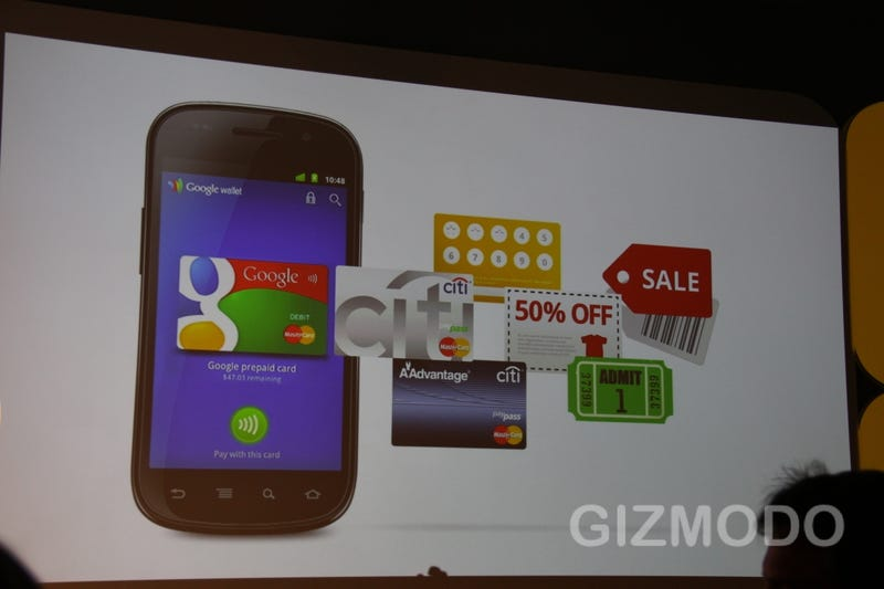 Google Wallet: How Google's Going to Eat Your Real Wallet