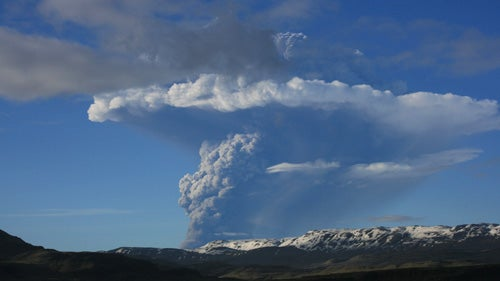 Hellish Icelandic Volcano Disrupts Obama Trip, Again