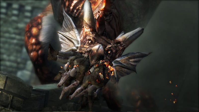 Atlus Brings PlayStation 3's Demon's Souls Stateside