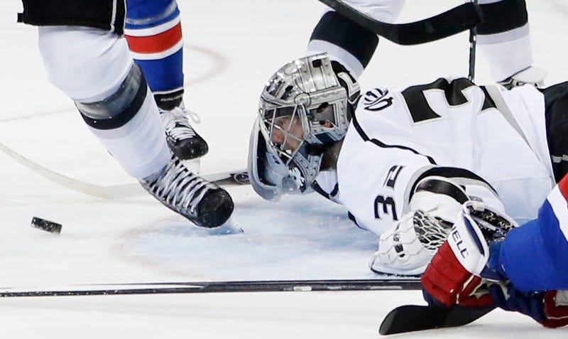 Jonathan Quick Saved Everything And Salvaged Some Respect