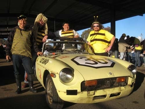 Rootes Group Stomps British Leyland In Dyno Challenge: 66 Horses At The Alpine's Wheels!