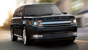 2013 Ford Flex, Ram Police Truck has a Hemi, and GM cuts cord with Saab