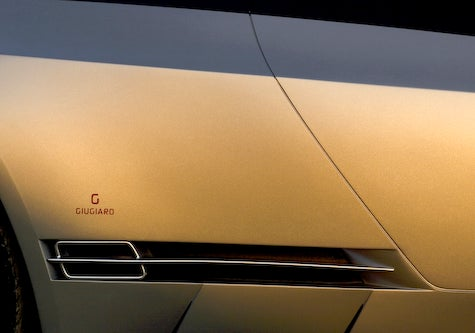 Giugiaro Continues To Tease, Releases Another Mystery Concept Photo Ahead of Geneva