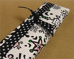 DIY gift wrap with Microsoft Word