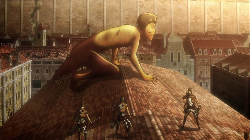 Attack on Titan is Good So Far, But Doesn't Live Up to Its Potential