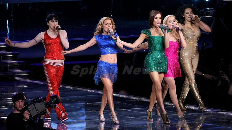 The Olympics Finally Have A Purpose: Spice Girls Spotted Practicing for the Closing Ceremonies