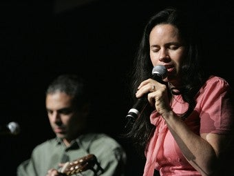 Because The Night Is Made For ... Natalie Merchant