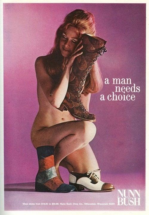 """A Man Needs A Choice"""