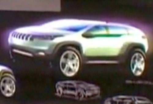 Fiat-Based Jeep Teased In Cheesy Web Video