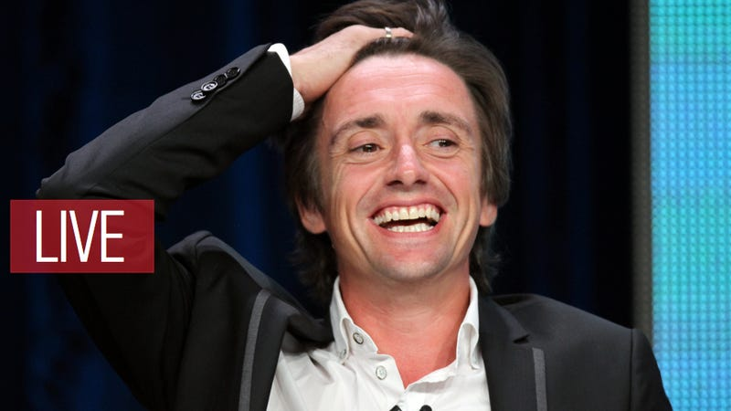 Ask Top Gear Star Richard Hammond Anything You Want